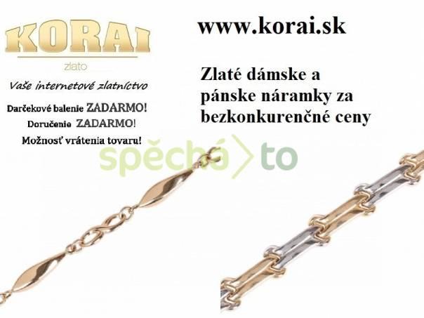 Náramky zlaté KORAI a12f36f4f57