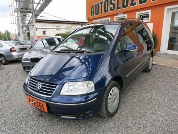 Volkswagen Sharan 2.0 TDi,digiklima,serv.k., foto 1 Auto – moto , Automobily | spěcháto.cz - bazar, inzerce zdarma