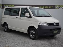 Volkswagen Transporter 1.9TDi,Klima,9míst,Serv.kn.