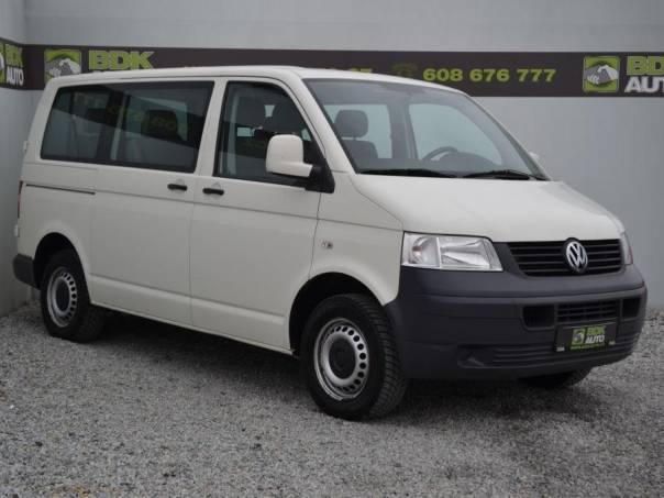 Volkswagen Transporter 1.9TDi,Klima,9míst,Serv.kn., foto 1 Auto – moto , Automobily | spěcháto.cz - bazar, inzerce zdarma