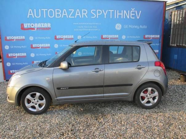 Suzuki Swift 1,3 Serviska, CZ, al.kola, foto 1 Auto – moto , Automobily | spěcháto.cz - bazar, inzerce zdarma
