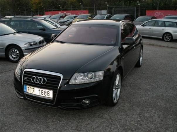 Audi A6 3,0 ,TDi,4x4,S-Line,KRASAVEC, foto 1 Auto – moto , Automobily | spěcháto.cz - bazar, inzerce zdarma