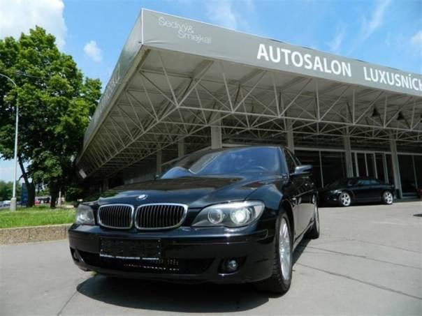 BMW Řada 7 750i PLNÁ VÝBAVA, foto 1 Auto – moto , Automobily | spěcháto.cz - bazar, inzerce zdarma