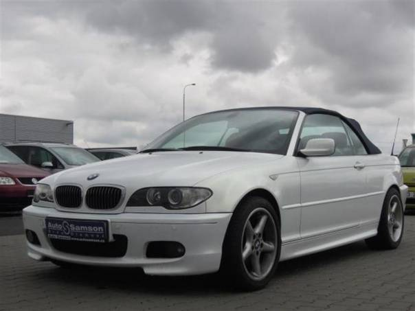 BMW Řada 3 325 Ci *GPS NAVI* KABRIOLET*, foto 1 Auto – moto , Automobily | spěcháto.cz - bazar, inzerce zdarma