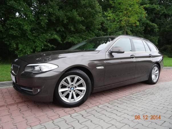 BMW Řada 5 520D TOURING/8RYCHL.AUTOMAT/2011/KLIMATRONIC atd., foto 1 Auto – moto , Automobily | spěcháto.cz - bazar, inzerce zdarma