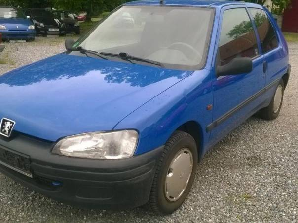 Peugeot 106 1,1, foto 1 Auto – moto , Automobily | spěcháto.cz - bazar, inzerce zdarma