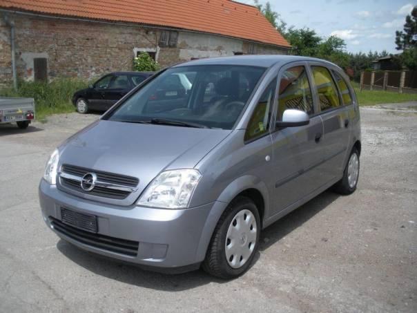 Opel Meriva 1.6 Comfort, Klima, foto 1 Auto – moto , Automobily | spěcháto.cz - bazar, inzerce zdarma