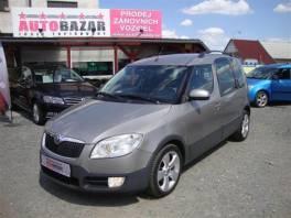 Škoda Roomster 1.9 TDI SCOUT ESP S.KNIHA , Auto – moto , Automobily  | spěcháto.cz - bazar, inzerce zdarma