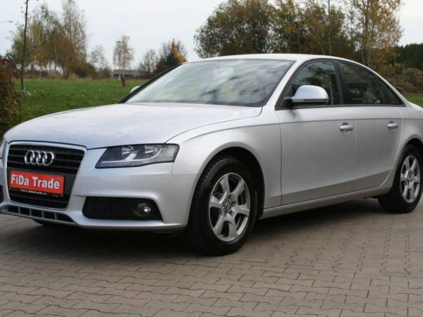 Audi A4 2.0TDi 105Kw, Navi, 1.Maj, foto 1 Auto – moto , Automobily | spěcháto.cz - bazar, inzerce zdarma