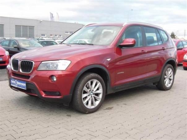 BMW X3 2.0D *GPS NAVI*ESP*X-DRIVE*, foto 1 Auto – moto , Automobily | spěcháto.cz - bazar, inzerce zdarma