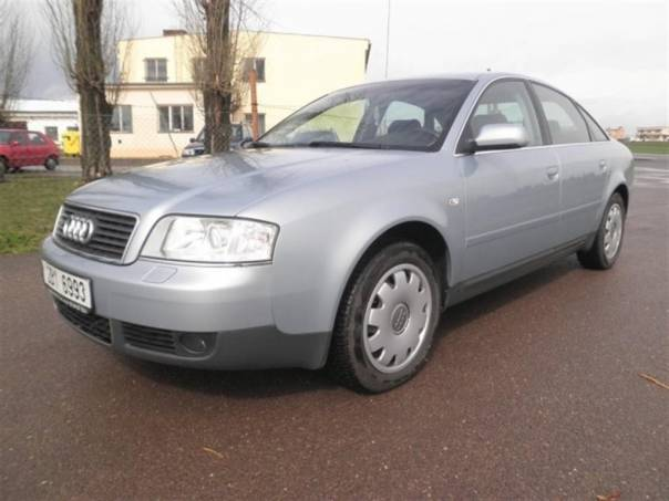 Audi A6 2,5 TDi  V6 QUATTRO, foto 1 Auto – moto , Automobily | spěcháto.cz - bazar, inzerce zdarma