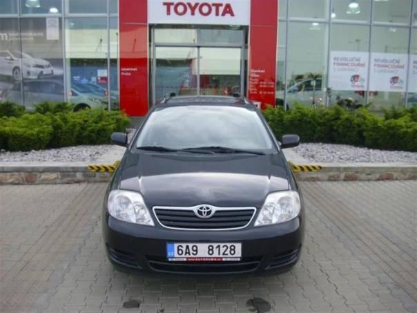 Toyota Corolla 1,4 1MAJ SERVIS CZ KLIMA, foto 1 Auto – moto , Automobily | spěcháto.cz - bazar, inzerce zdarma