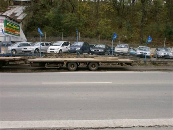 vlek valník možno i za traktor, foto 1 Užitkové a nákladní vozy, Přívěsy a návěsy | spěcháto.cz - bazar, inzerce zdarma