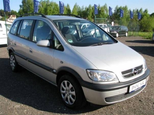 Opel Zafira 2.0 DTI Njoy, 7 míst, 2x kola, foto 1 Auto – moto , Automobily | spěcháto.cz - bazar, inzerce zdarma