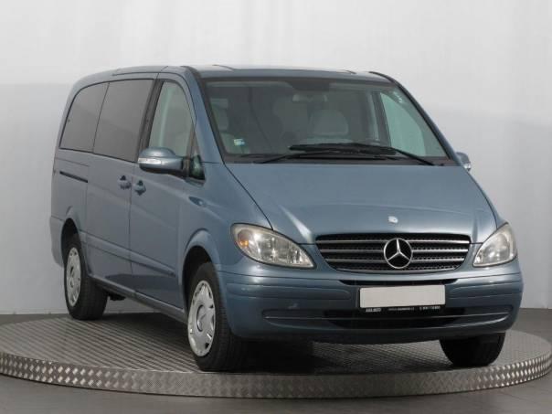 Mercedes-Benz Viano 2.2 CDI, foto 1 Auto – moto , Automobily | spěcháto.cz - bazar, inzerce zdarma