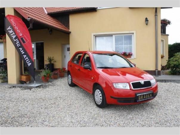 Škoda Fabia 1,2 HTP CLASSIC NOVÉ ČR, foto 1 Auto – moto , Automobily | spěcháto.cz - bazar, inzerce zdarma
