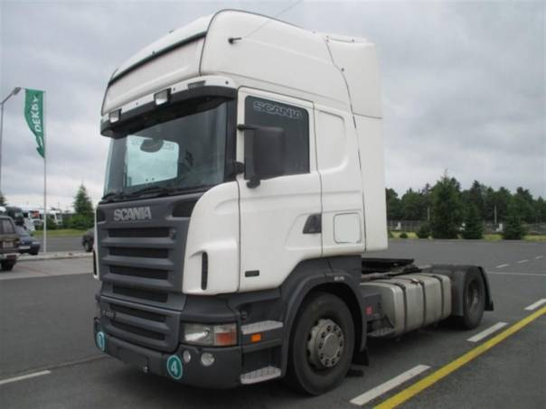 R 480 LA 4x2, foto 1 Užitkové a nákladní vozy, Nad 7,5 t | spěcháto.cz - bazar, inzerce zdarma