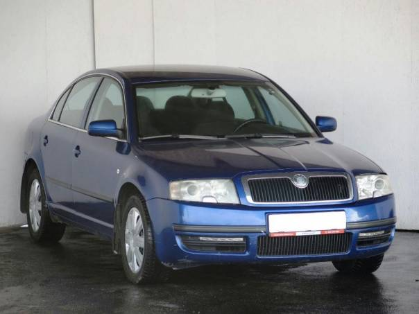 Škoda Superb 2.5 TDI, foto 1 Auto – moto , Automobily | spěcháto.cz - bazar, inzerce zdarma