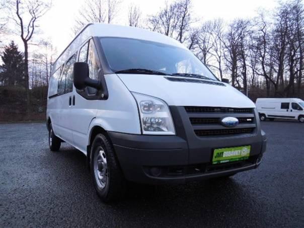 Ford Transit 2,4 81KW LONG 6MÍST, foto 1 Užitkové a nákladní vozy, Autobusy | spěcháto.cz - bazar, inzerce zdarma