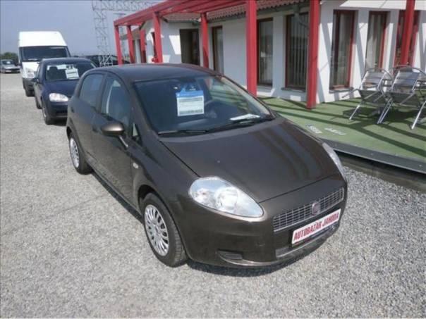 Fiat Punto 1,3 i klima, serv.kniha,1majCZ, foto 1 Auto – moto , Automobily | spěcháto.cz - bazar, inzerce zdarma