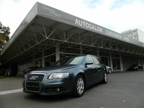 Audi A6 2.7 TDI S-Line, foto 1 Auto – moto , Automobily | spěcháto.cz - bazar, inzerce zdarma
