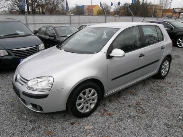 Volkswagen Golf 1.6 Bi Fuel, foto 1 Auto – moto , Automobily   spěcháto.cz - bazar, inzerce zdarma