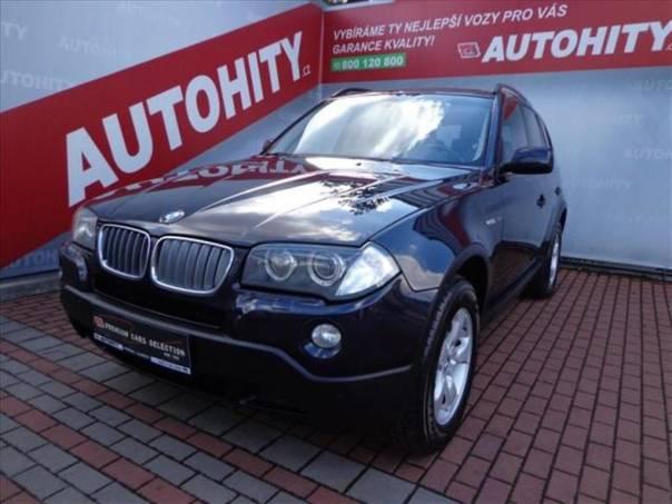 BMW X3 3.0 d,xenony,panorama,navi, foto 1 Auto – moto , Automobily | spěcháto.cz - bazar, inzerce zdarma