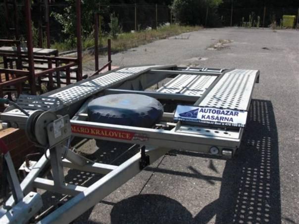 Maro  MARO 2000KG, foto 1 Užitkové a nákladní vozy, Přívěsy a návěsy | spěcháto.cz - bazar, inzerce zdarma