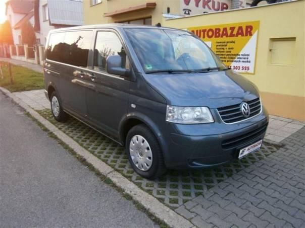 Volkswagen Multivan T5 2,5 TDI, foto 1 Auto – moto , Automobily | spěcháto.cz - bazar, inzerce zdarma