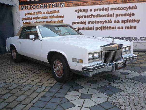 Cadillac Eldorado kabriolet, foto 1 Auto – moto , Automobily | spěcháto.cz - bazar, inzerce zdarma