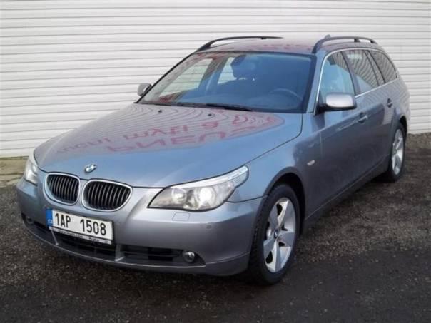 BMW Řada 5 530 xd Combi, foto 1 Auto – moto , Automobily | spěcháto.cz - bazar, inzerce zdarma