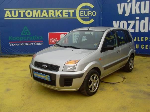 Ford Fusion 1.4i 59KW Serviska, foto 1 Auto – moto , Automobily | spěcháto.cz - bazar, inzerce zdarma