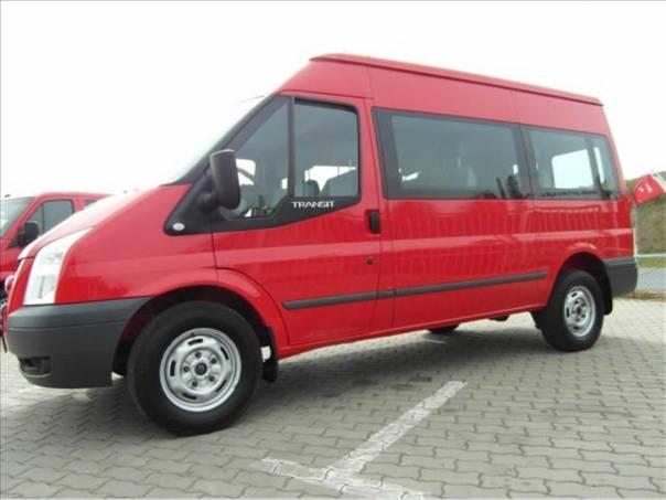 Ford Transit 2.4 9 míst ABS,ESP,č.18., foto 1 Užitkové a nákladní vozy, Do 7,5 t | spěcháto.cz - bazar, inzerce zdarma