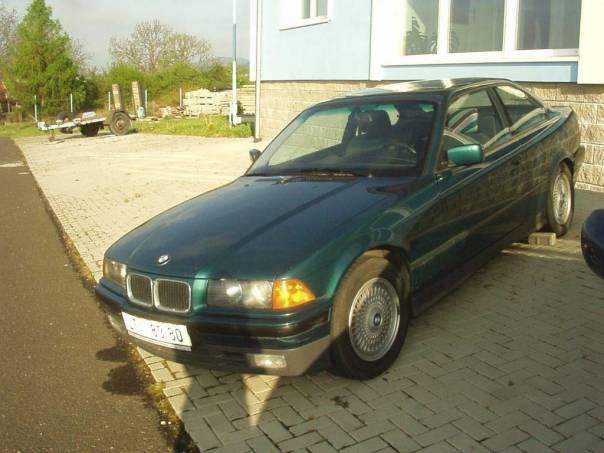 BMW Řada 3 318 is 62000km, foto 1 Auto – moto , Automobily | spěcháto.cz - bazar, inzerce zdarma