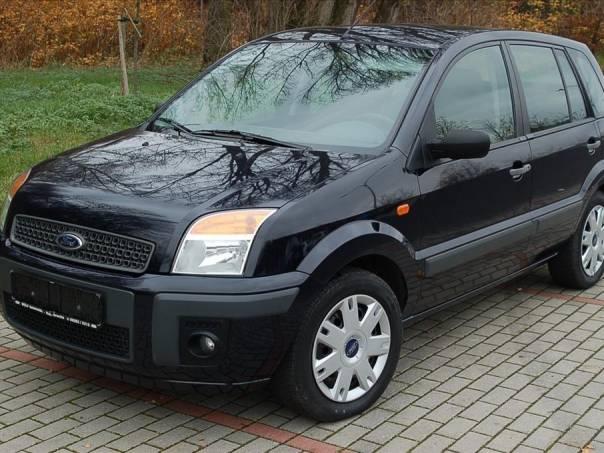 Ford Fusion 1.6 i + LPG - 16V, foto 1 Auto – moto , Automobily | spěcháto.cz - bazar, inzerce zdarma