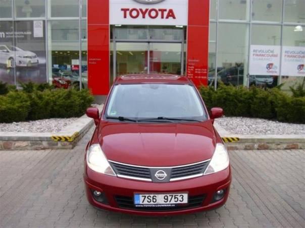 Nissan Tiida 1,8 1MAJ SER KN CZ AUT KLIMA, foto 1 Auto – moto , Automobily | spěcháto.cz - bazar, inzerce zdarma