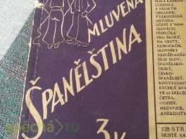 Mluvená španělština , Hobby, volný čas, Knihy  | spěcháto.cz - bazar, inzerce zdarma
