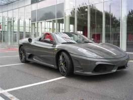 Ferrari  4,3   Scuderia Spider -NOVÝ VŮZ