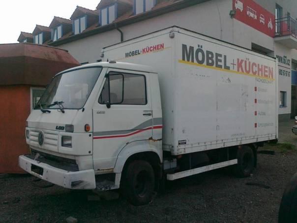 Volkswagen  L80 skříň+čelo, foto 1 Užitkové a nákladní vozy, Do 7,5 t | spěcháto.cz - bazar, inzerce zdarma