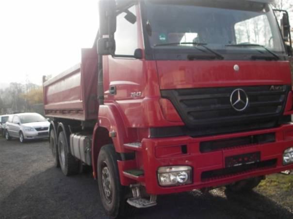 AXOR 2643 6x4 3S, foto 1 Užitkové a nákladní vozy, Nad 7,5 t | spěcháto.cz - bazar, inzerce zdarma