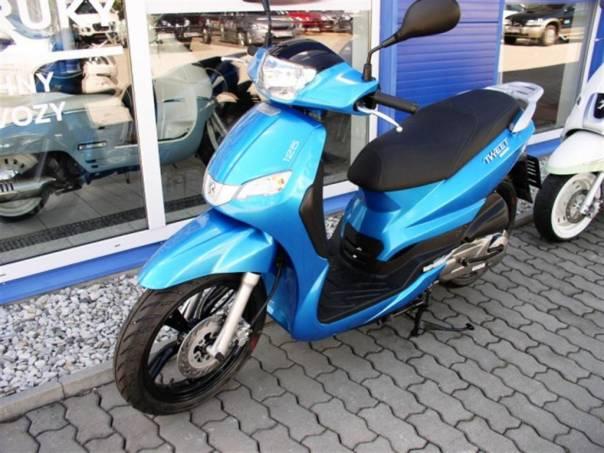 Tweet 125, foto 1 Auto – moto , Motocykly a čtyřkolky | spěcháto.cz - bazar, inzerce zdarma