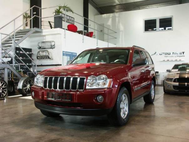 Jeep Grand Cherokee 3.7 Laredo Tempomat, foto 1 Auto – moto , Automobily | spěcháto.cz - bazar, inzerce zdarma
