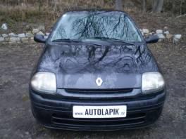 Renault Clio 1,9D ALU euro3