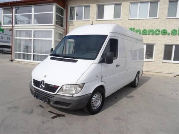 SPRINTER 308 DE35C, vin 567, foto 1 Užitkové a nákladní vozy, Nad 7,5 t | spěcháto.cz - bazar, inzerce zdarma
