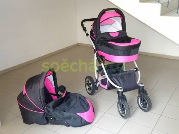 Prodám dvojkombinaci - kočárek Baby Lux Largo., foto 1 Pro děti, Kočárky, nosítka, odrážedla   spěcháto.cz - bazar, inzerce zdarma