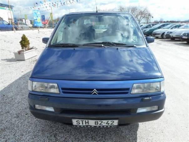 Citroën Évasion 2.0 I  106kW, foto 1 Auto – moto , Automobily | spěcháto.cz - bazar, inzerce zdarma