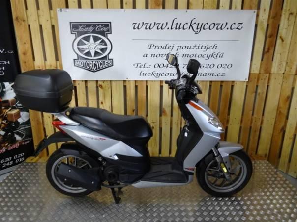 Aprilia Sportcity Sportcity 50 One, foto 1 Auto – moto , Motocykly a čtyřkolky | spěcháto.cz - bazar, inzerce zdarma