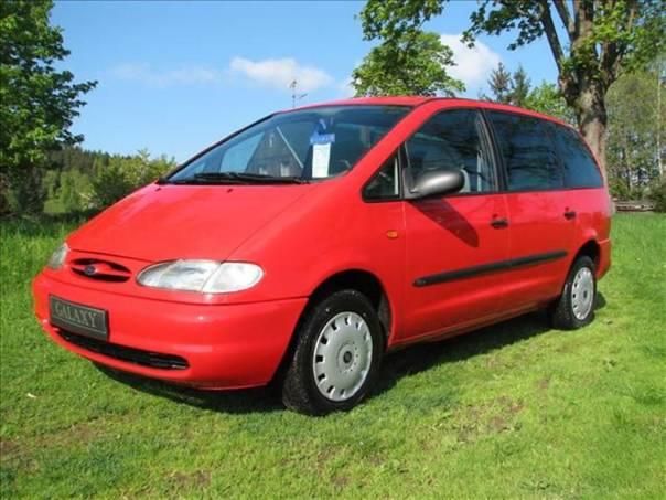 Ford Galaxy 1,9 TDI mot.VW Navi,Klima,TZ  GLX STARK II, foto 1 Auto – moto , Automobily | spěcháto.cz - bazar, inzerce zdarma