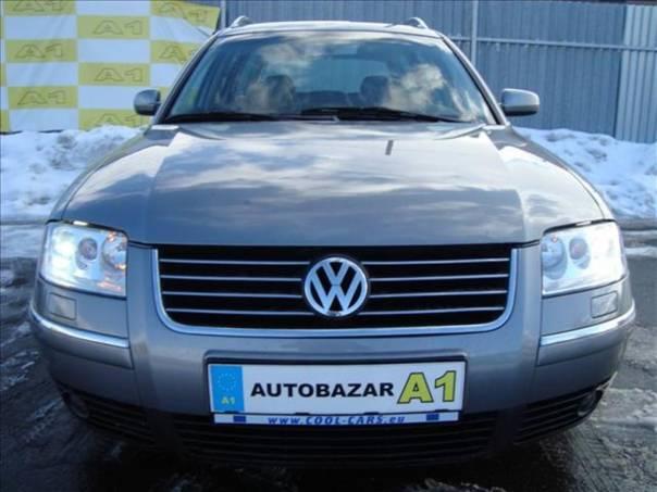 Volkswagen Passat 2,5 KŮŽE!TOP MOTOR!, foto 1 Auto – moto , Automobily | spěcháto.cz - bazar, inzerce zdarma