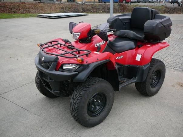 Suzuki  KINGQUAD 700, foto 1 Auto – moto , Motocykly a čtyřkolky | spěcháto.cz - bazar, inzerce zdarma